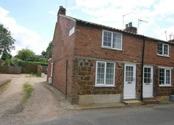 Thumbnail 2 bedroom semi-detached house for sale in West Winch, King's Lynn
