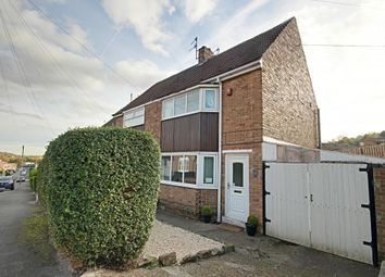 Thumbnail 2 bedroom semi-detached house for sale in Standon Road, Sheffield