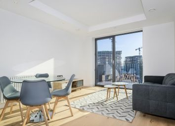 Thumbnail 1 bedroom flat for sale in City Island Way, London