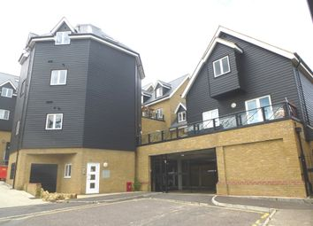 Thumbnail 2 bedroom flat for sale in Trevera Court, Ware Road, Hoddesdon