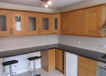 Thumbnail 3 bed town house to rent in Seager Drive, Cardiff