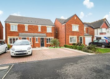 Thumbnail 3 bed semi-detached house for sale in Scholars Green, Wigton