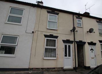 Thumbnail 2 bed terraced house for sale in Curzon Street, Burton-On-Trent