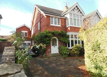 Thumbnail 5 bed semi-detached house for sale in Heene Road, Worthing, West Sussex