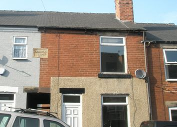 Thumbnail 3 bed terraced house to rent in Shirland Street, Stonegravels, Chesterfield