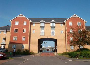 Thumbnail 2 bedroom flat to rent in Seager Drive, Windsor Quay, Cardiff