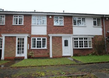 Thumbnail 3 bed town house for sale in Carless Avenue, Harborne, Birmingham