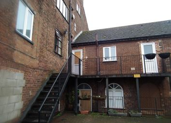 Thumbnail 1 bed flat for sale in Flat 4, Anchor View, North End, Wisbech, Cambridgeshire