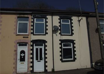 Thumbnail 3 bed terraced house to rent in Hillside Terrace, Wattstown, Porth, Rhondda Cynon Taff.