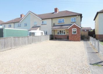Thumbnail 2 bed semi-detached house for sale in Warsash Road, Titchfield Common, Fareham