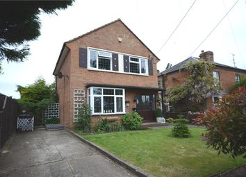 Thumbnail 3 bed detached house for sale in Hungerford Lane, Shurlock Row, Reading