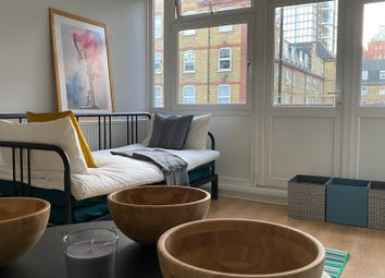 Thumbnail 1 bed flat to rent in Vince Street, London