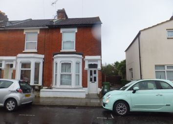 Thumbnail 5 bed end terrace house to rent in Talbot Road, Southsea