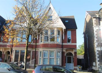 Thumbnail 2 bed flat for sale in Marlborough Road, Roath, Cardiff