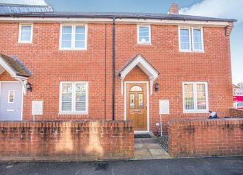 Thumbnail 3 bed end terrace house for sale in Yeovil, Somerset, .