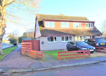 Thumbnail 3 bed semi-detached house for sale in Thornhill Place, Forres