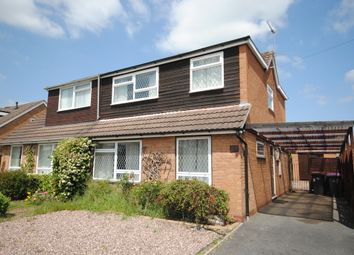 Thumbnail 5 bed semi-detached house to rent in Boughey Road, Newport