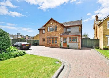 Thumbnail 4 bed detached house for sale in Sunnyfields Drive, Minster On Sea, Sheerness, Kent