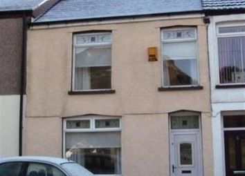 Thumbnail 3 bed terraced house to rent in Upper St. Albans Road, Treherbert, Treorchy