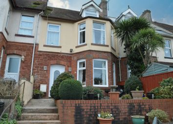 Thumbnail 4 bed terraced house for sale in Sherwell Lane, Torquay