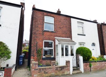 Thumbnail 2 bed semi-detached house for sale in Grove Street, Hazel Grove, Stockport