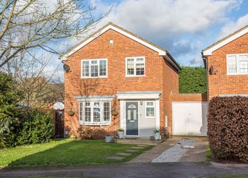 Thumbnail 4 bed detached house for sale in Sylvandale, Welwyn Garden City