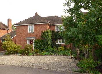 35 Pound Meadow, Ledbury, Herefordshire HR8. 3 bed detached house