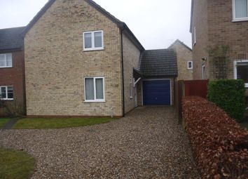 Thumbnail 3 bed detached house to rent in The Chase, Stanton, Bury St. Edmunds