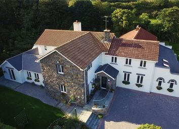 Thumbnail 7 bed detached house for sale in La Ruette, Des Fries, Guernsey