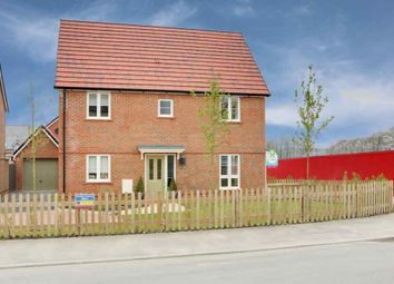 Thumbnail 4 bed detached house for sale in White Clover Drive, Basingstoke