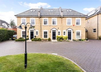 Thumbnail 4 bed terraced house for sale in Vantage Mews, Northwood, Middlesex