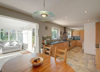 Thumbnail 4 bed detached house for sale in Blagdon Close, Morpeth