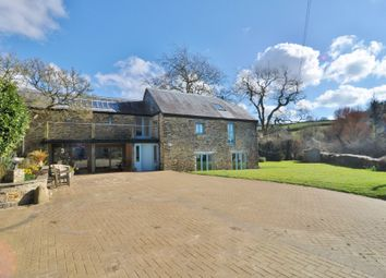 Thumbnail 5 bedroom barn conversion for sale in Ludbrook, Nr Ermington, South Devon