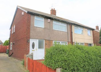 Thumbnail 3 bedroom semi-detached house to rent in Wilton Way, Eston, Middlesbrough