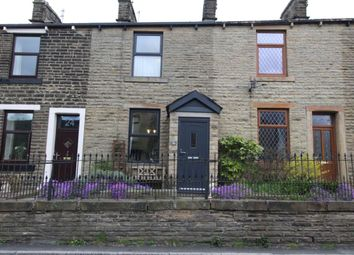 Thumbnail 2 bed terraced house for sale in Burnley Road, Cliviger, Burnley