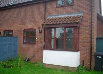 Thumbnail 1 bed detached house to rent in Noyes Avenue, Laxfield, Woodbridge