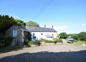 Thumbnail 4 bed detached house for sale in Petrockstow, Okehampton
