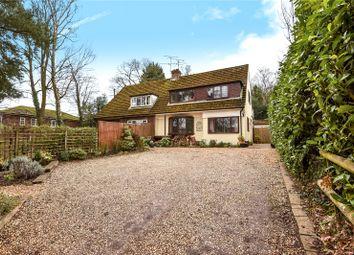 Thumbnail 4 bed semi-detached house for sale in Heath Ride, Finchampstead, Wokingham, Berkshire