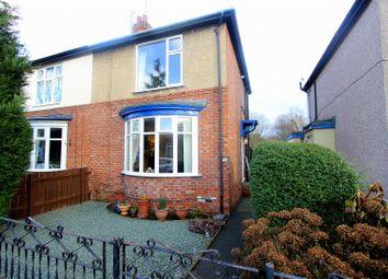Thumbnail 2 bedroom semi-detached house to rent in Davison Road, Darlington
