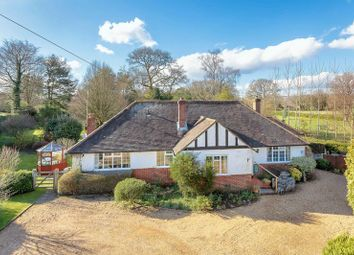Thumbnail 5 bedroom detached bungalow for sale in Crest Hill, Peaslake, Guildford