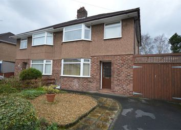 Thumbnail 3 bed semi-detached house for sale in Mossley Ave, Bromborough, Merseyside