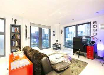 Hodgson Apartments, 110 Wandsworth Road, Battersea SW8. 1 bed flat for sale
