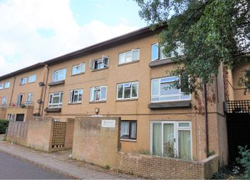 Thumbnail 1 bedroom flat for sale in Fishermead, Milton Keynes