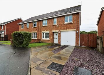 4 bed property for sale in Hillman Crescent, Paisley PA3