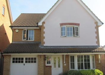 Thumbnail 4 bed detached house to rent in Eversleigh Rise, Whitstable