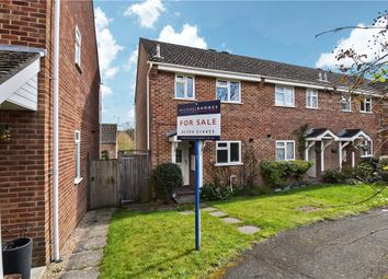 Thumbnail 2 bed end terrace house for sale in Dibben Walk, Romsey
