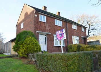 Thumbnail 3 bed semi-detached house for sale in Leamington Road, Romford