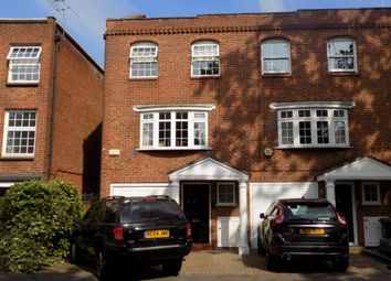 Thumbnail 4 bed end terrace house for sale in Illingworth Way, Enfield