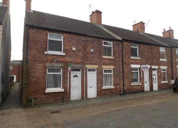 Thumbnail 3 bed end terrace house for sale in Institute Street, Stanton Hill, Sutton-In-Ashfield, Nottinghamshire