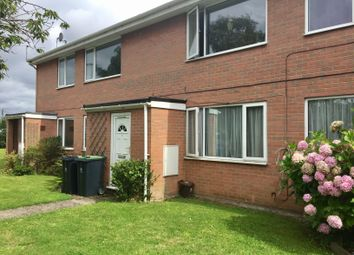 Thumbnail 2 bed flat to rent in Priory Gardens, West Moors